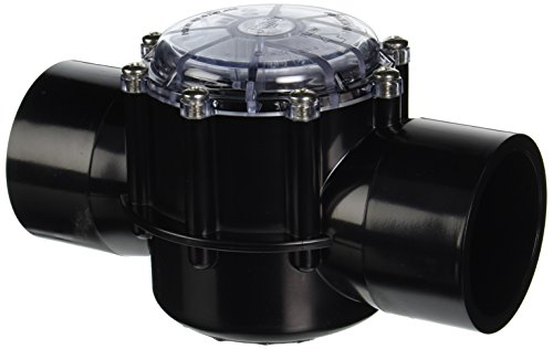 Jandy 7307 Large Straight 2-1/2-Inch to 3-Inch Pool/Spa Check Valve