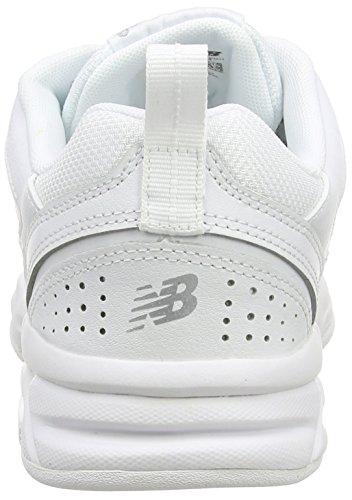 Balance Mujer Zapatillas para New WX624WS4 Blanco fwqdpSSx