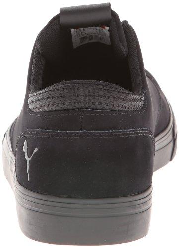 El Puma Seevo la zapatilla de deporte clásica Black