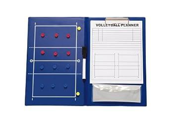 Rucanor - Carpeta táctica para entrenadores (voleibol) azul azul Talla:talla única: Amazon.es: Deportes y aire libre