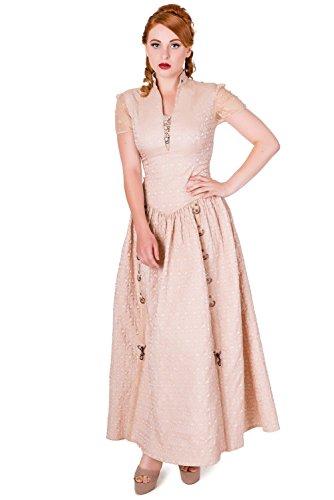 beige Kleid Apparel Schlauch Variante Damen beige Banned t84IqnwHxx