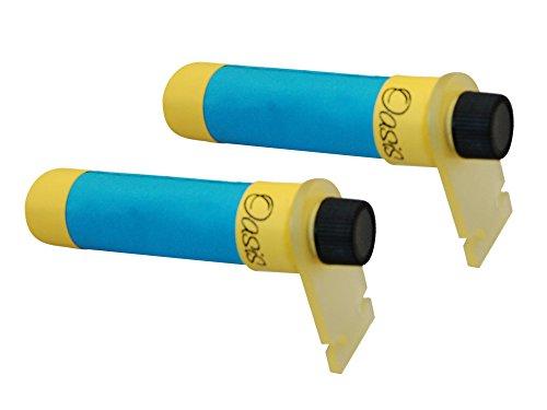 Oasis Inc Set of 2 Oh-18 Ukulele Humidifier bundled by Maven Gifts