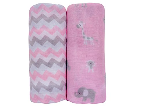 baby-muslin-swaddle-blanket-for-girls-100-cotton-burp-swaddler-receiving-blankets-2-pack