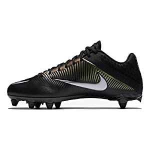 Nike Vapor Speed 2 D (11.5 D(M) US, Black / Metallic Silver-Black)