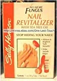 Sally Hansen No More Fungus Nail Revitalizer With Tea Tree Oil 1 oz