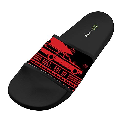 Wide Upper Soft Slip-On Slide You Serious Clark Slippers Flat Beach Flat Slippers Slide Sandal for Men Womens B07GCL6GFK Shoes 48cc32