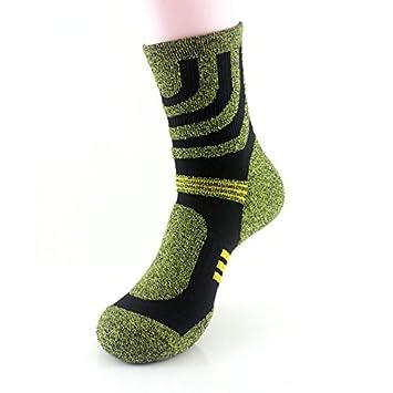Los deportes masculinos ZYTAN medias, calcetines, baloncesto, piscina, secado rápido, Medio