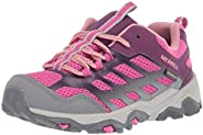 Merrell Girls' Moab FST Low Waterproof Bo