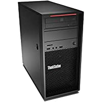 Lenovo ThinkStation P320 Tower Workstation Desktop (Intel i7-7700 Quad-Core 3.6 GHz, Intel HD Graphics 630, 64GB RAM, 3TB HDD + 512GB PCIe SSD, DVD, Win 10 Pro)