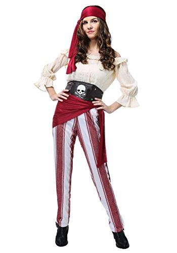 Deckhand Darling Womens Costume ()