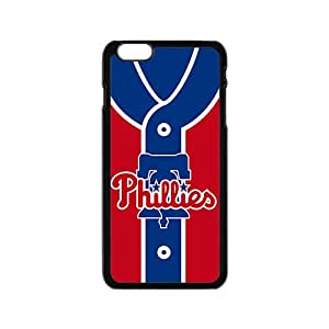 MLB Philadelphia Phillies Black Phone Case for iPhone 6
