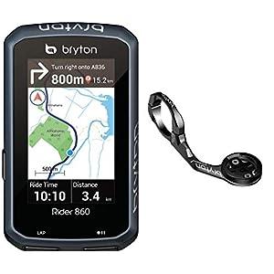 419IQK52rSL. SS300 Bryton Rider 860E, Display Touchscreen Unisex Adulto