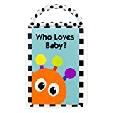 Sassy S80021 Who Loves Baby Photo Book