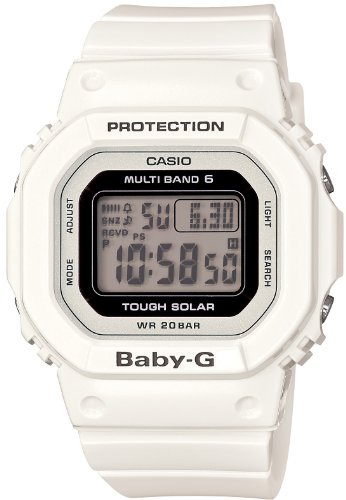 Casio Baby-G Tripper Tough Solar Multiband 6 Ladies Watch BGD-5000-7JF (Japan Import)