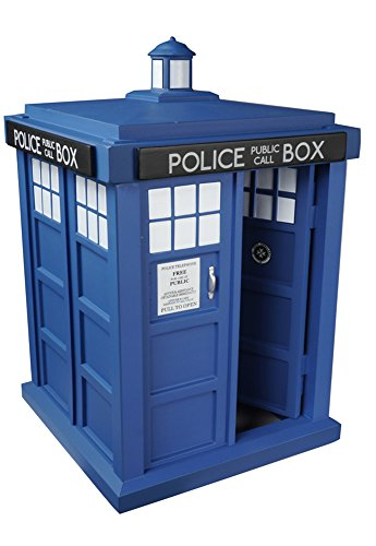 "Funko 5286 POP TV: Doctor Who Tardis 6"" Action Figure"