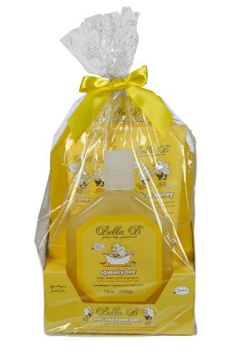 Bella B 3-Piece Baby Gift Set