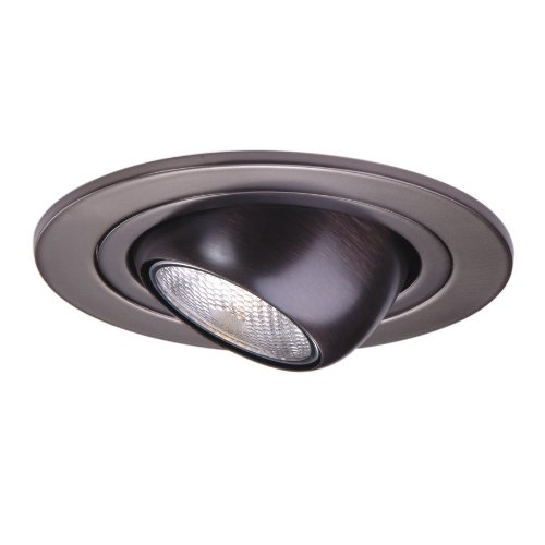 Cooper Lighting 998TBZ 4-Inch Trim Eyeball, Tuscan Bronze