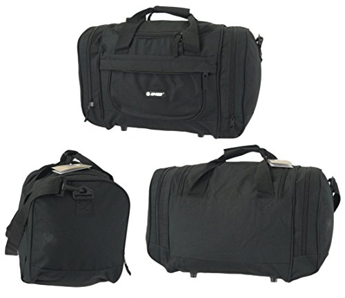 Wizzair cabin bag hand luggage fits in 42x32x25cm Massive 30 litre capacity (Holdall (42x28x25cm))