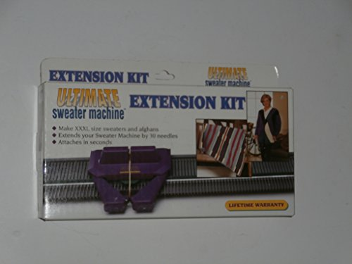 Bond America Ultimate Sweater Machine Extension Kit