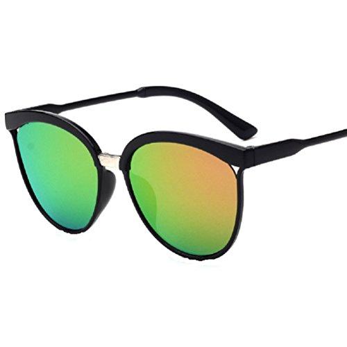 soleil de carré femmes De Hommes miroirs lunettes lunettes sport plein de Lunettes air Soleil Covermason H Vintage en 4w8zdFq