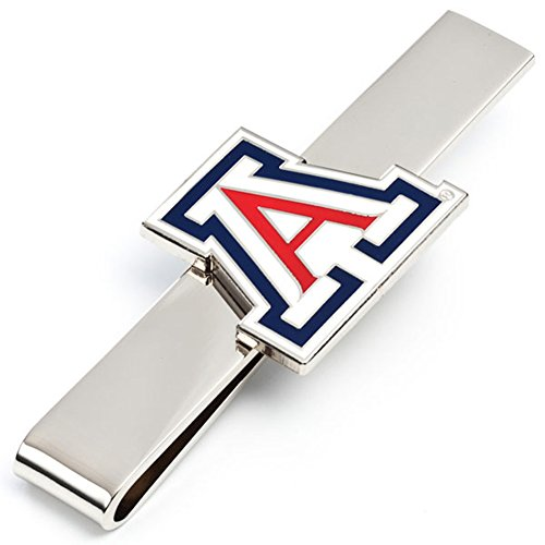 NCAA Arizona Wildcats Tie Bar