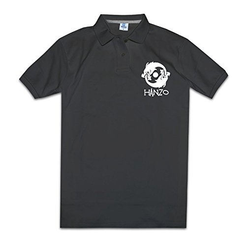 o Dragon Leisure Polo-shirts For Men (Magic Dragon Critter)