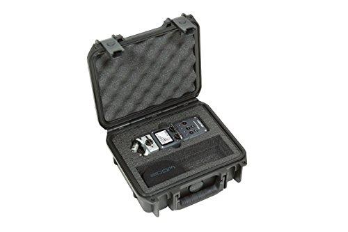SKB 3i-0907-4-H5 Injection Molded Case for Zoom H5 Recorder by SKB