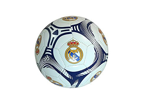 (Real Madrid C.F. Authentic Official Licensed Soccer Ball Size 3 -04-1)