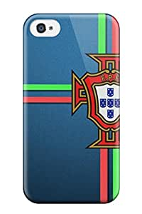 Fashionable YwDkoTS7530XkXZk Iphone 4/4s Case Cover For Portugal 8211 2014 Fifa World Cup Brazil Protective Case