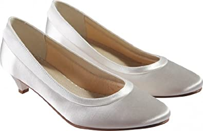 cab4005f459 best Flat Dyeable Wedding Shoes Uk image collection