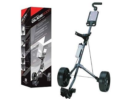 Amazon.com: Affinity EZ Glide 2000 2 ruedas carrito de Golf ...