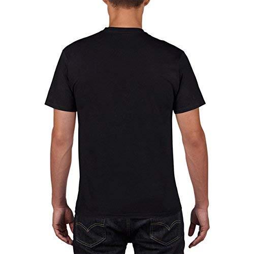 lasdmingliang Baker T-Shirt Mayfield Shake and Bake Cotton Mens T-Shirts Short Sleeve Tees /& Tops Clothing Black-1XXX-Large