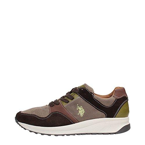 U.S. Polo Assn. SIBYL4082W5/SL1 Sneakers Hombre marrón
