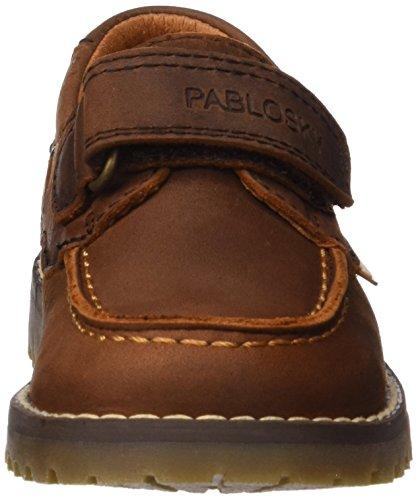 Pablosky 667580 - Zapatilla alta Niños Marrón
