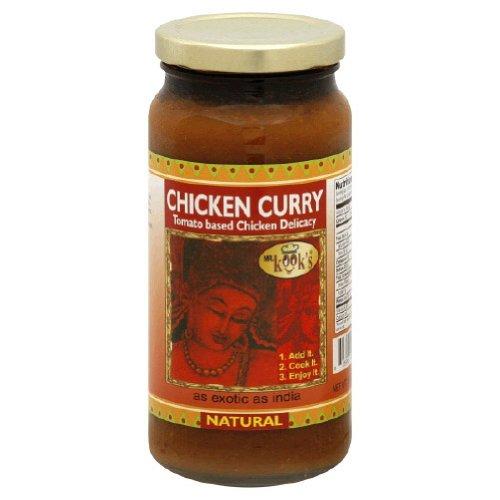 (Mr Kook Sauce Curry Chicken)