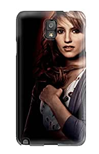 Galaxy Note 3 Case Bumper Tpu Skin Cover For Dianna Agron In I Am Number Four Accessories by icecream design