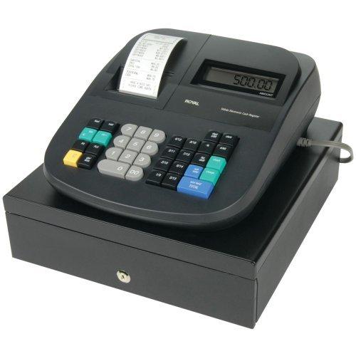 Royal Cave 29405B 500DX Cash Register electronic consumer
