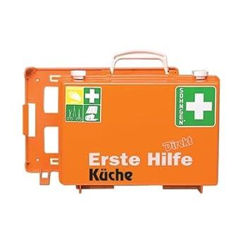 Erste-Hilfe Koffer DIREKT Küche: Amazon.de: Drogerie & Körperpflege