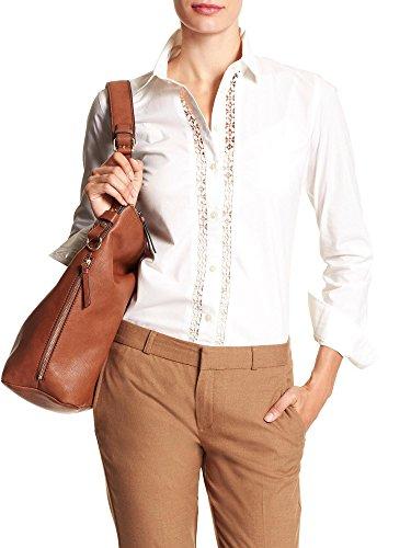 banana-republic-womens-lace-placket-tailored-poplin-shirt-white-size-2