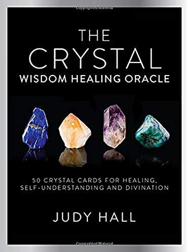 (Crystal Wisdom Healing Oracle: 50 Oracle Cards for Healing, Self Understanding and Divination)