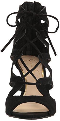 Jessica Simpson Vrouwen Mitta Hakken Sandaal Zwart