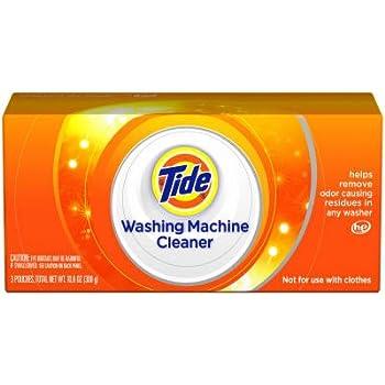 Amazon Com Tide Washing Machine Cleaner 3 Ea Home Amp Kitchen