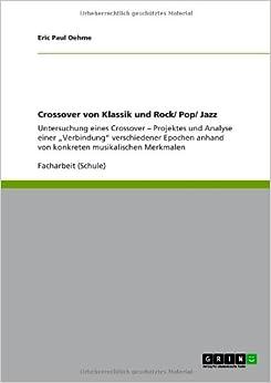 Book Crossover Von Klassik Und Rock/ Pop/ Jazz