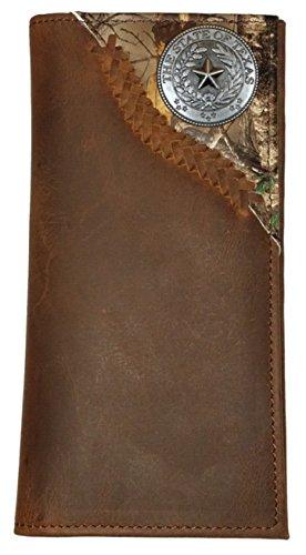 Texas Camo Custom wallet wallet Seal Camo Custom Custom long Corner Texas long Seal Corner 88wrvHq