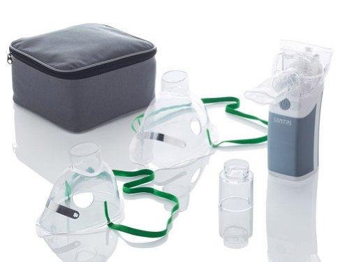 Inhalator SIH 45 Ideal auf Reisen