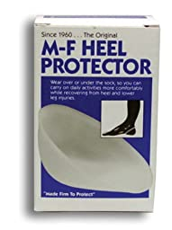 M-F Heel Cup Protectors