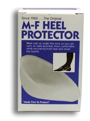 M-F Heel Cup Protectors by Everything Track and Field