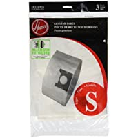 Hoover 4010100S Type S Allergen Bag - 3 Pack