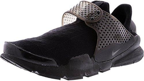 Chaussure De Course À Pied Nike Womens Sock Dart Noir / Noir-volt