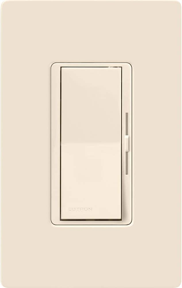 Lutron Diva C.L Dimmer for dimmable LED Halogen and Incandescent Bulbs DVSCCL-153P-PL Plum Single-Pole or 3-Way